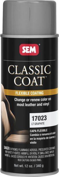 Classic Coat Lt. Graphite
