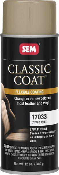 Classic Coat Lite Parchment