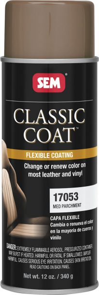 Classic Coat Medium Parch