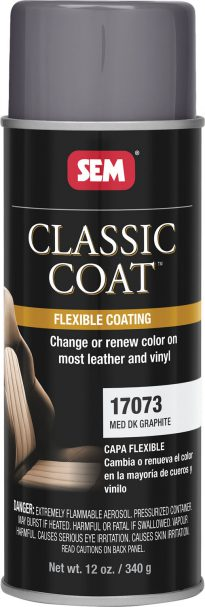 Classic Coat Medium Dark Graphite