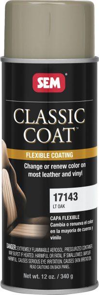 Classic Coat LT Oak
