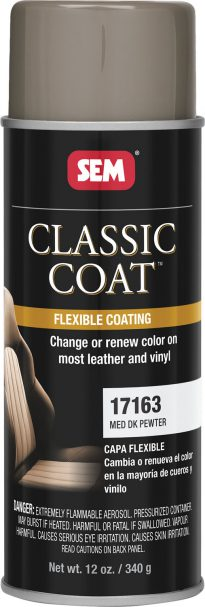Classic Coat Medium Dark Pewter