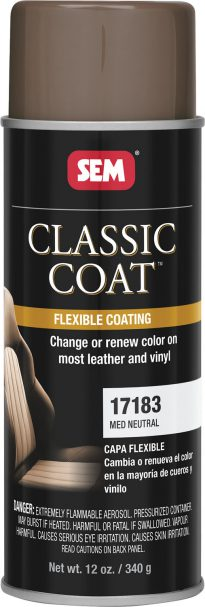 Classic Coat Medium Neutral