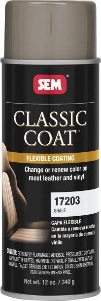 Classic Coat Shale