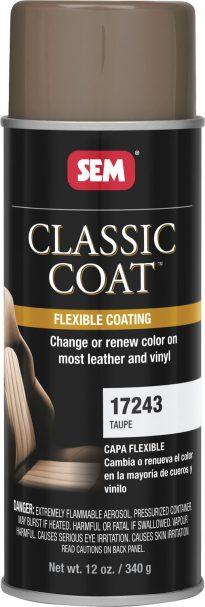 Classic Coat Taupe