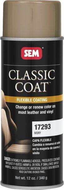 Classic Coat Ivory