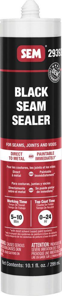 Seam Sealer Black