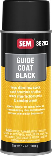 Guide Coat – Black