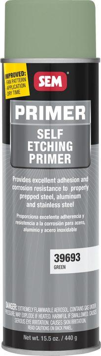 Green Self Etching Primer