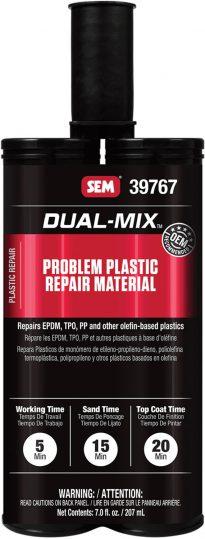 Problem Plastic Repair