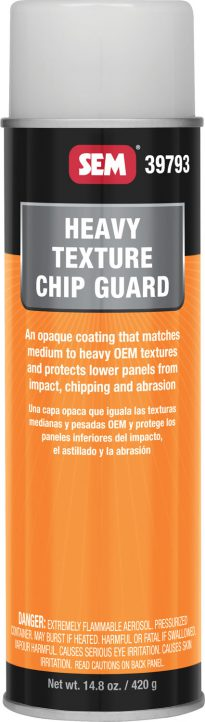 Heavy Texture Chip Guard