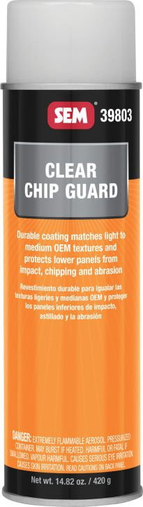 Clear Chip Guard