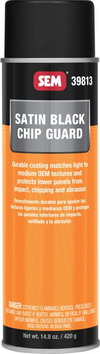 Chipguard Satin BLK Aero Lacquer Base