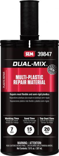 Multi-Plastic Repair Material