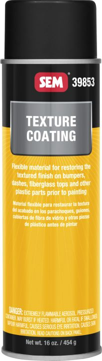 Texture Coating Black