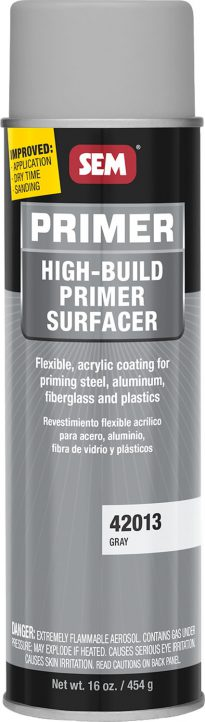 Gray High Build Primer