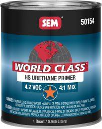 HS Urethane Primer Quart LT Gray