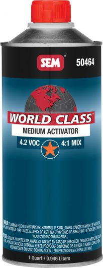 4.2VOC Med Activator Quart