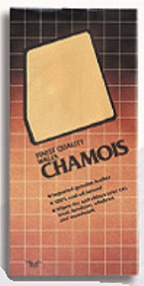 LEATHER CHAMOIS REAL