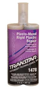 Plasto-mend Rigid Plastic Repair