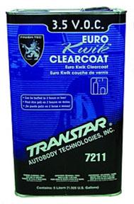 5L EURO KWIK Clearcoat 2:1