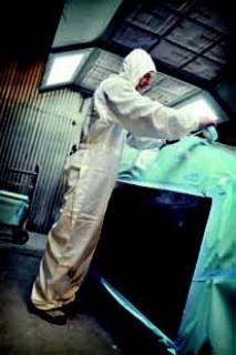 XXL Spray Suit