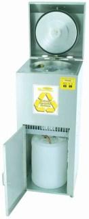 URS500 Recycler 5 Gallon 120V