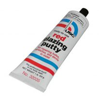 Red Glazing Putty 1 lb. Tube