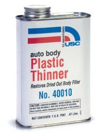Plastic Thinner, Quart