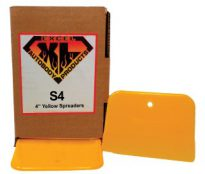 4″ Plain Spreader 50/Box
