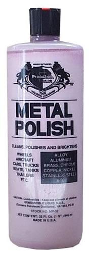Metal Polish 32 oz.